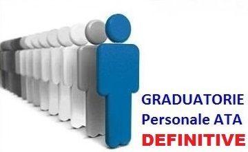 tipi graduatorie personale ata