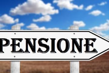 pensione personale ata